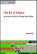 Jesper Juul, The Art of Failure: An Essay on the Pain of Playing Video Games